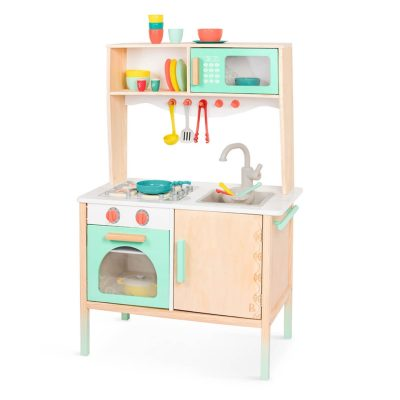 B. Woody - Cuisinette Mini Chef