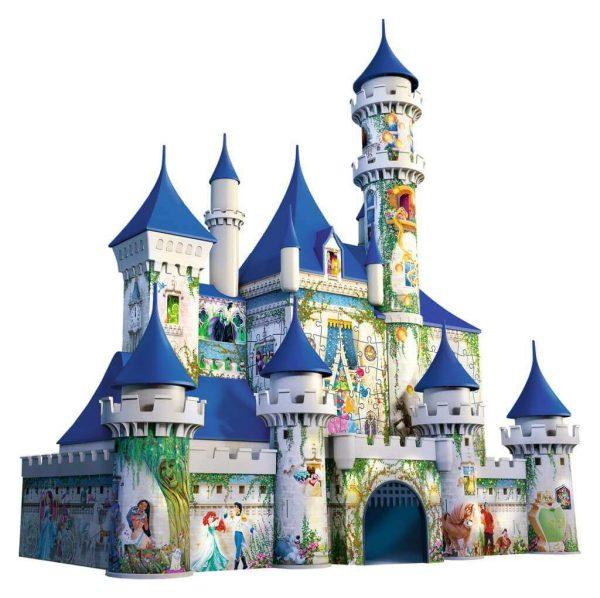 Casse-tête Disney 3D - Château Disney