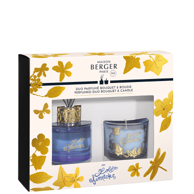 Maison Berger - Parfum Lolita Lempicka Duo parfumé Bouquet & Bougie