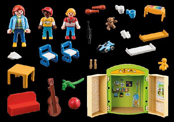 Playmobil City Life - Coffre Garderie # 70308