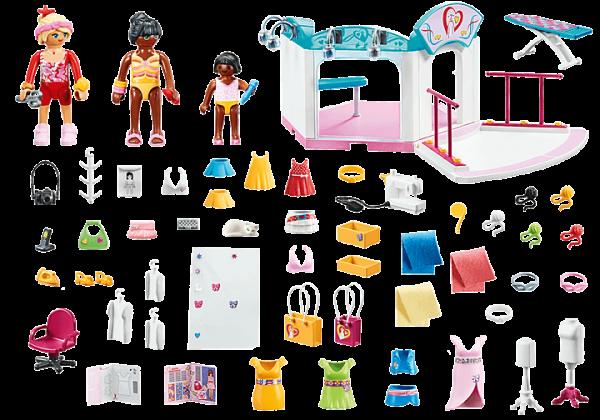 Playmobil City Life - Atelier Design de Mode # 70590