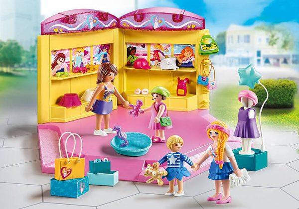 Playmobil City Life - Boutique de Mode pour Enfants # 70592