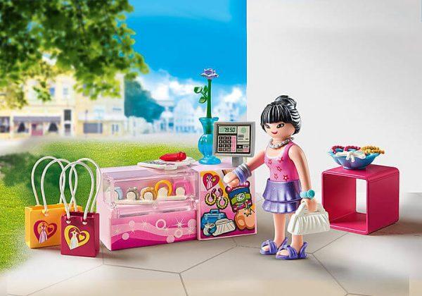 Playmobil City Life - Boutique Accessoires de Mode # 70594