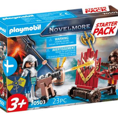 Playmobil Novelmore - StarterPack Chevalier Novelmore # 70503