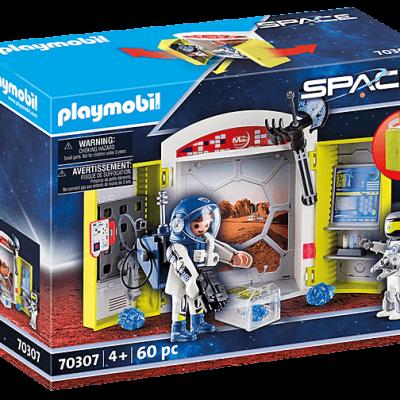 Playmobil Space - Coffre Base Spatiale # 70307