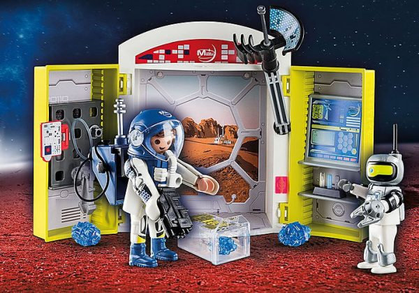 Playmobil Space - Coffre Base Spatiale # 70307