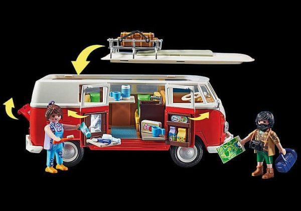 Playmobil Volkswagen - T1 Combi # 70176