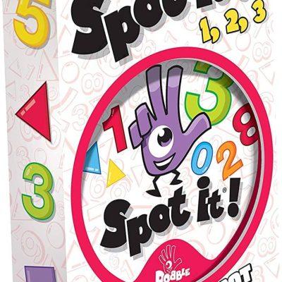 Spot it ! 1,2,3