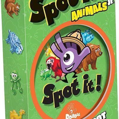 Spot it ! Animals Jr.