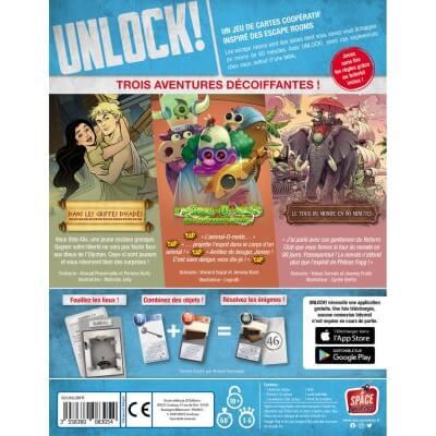 Unlock ! - Mythic Adventures