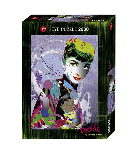 Casse-tête HEYE 2000 pièces - Audrey II