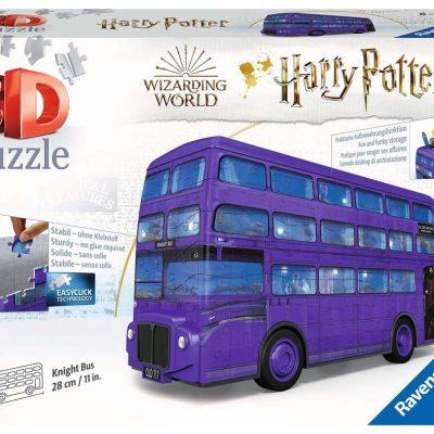 Casse-tête 3D - Harry Potter Magicobus