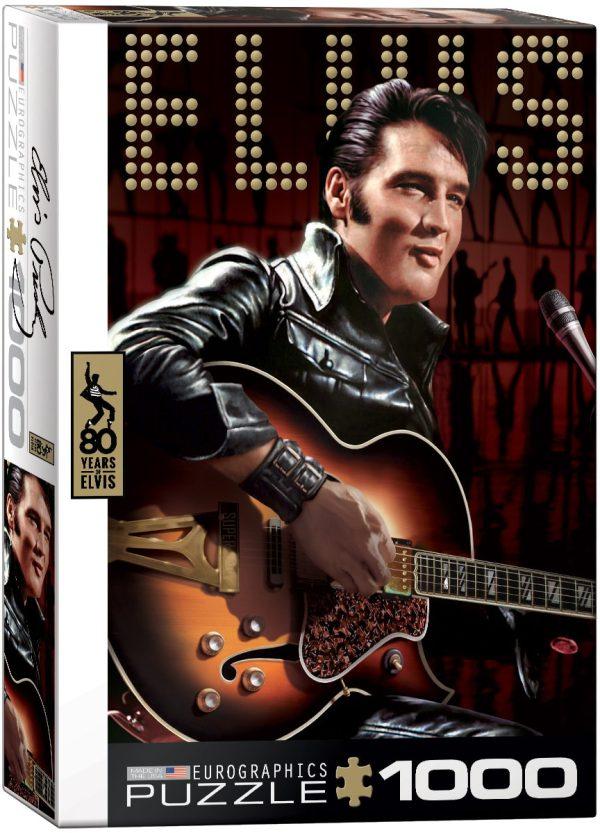 Casse-tête 1000 pièces - Elvis Presley Comeback Special