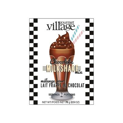 Gourmet Village - Lait frappé au chocolat