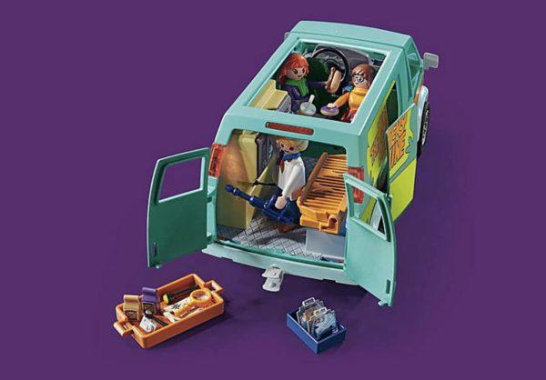 Playmobil Scooby-Doo – Mystery Machine # 70286