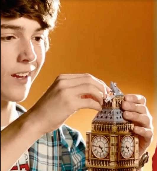 Casse-tête 3D Mini - Big Ben