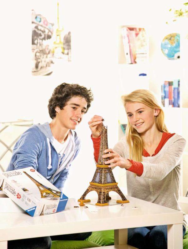 Casse-tête 3D Mini - Tour Eiffel