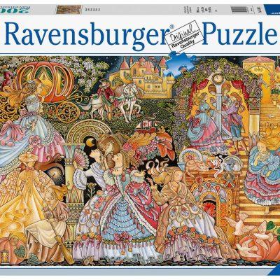 Casse-tête Ravensburger - Cendrillon 2000 mcx