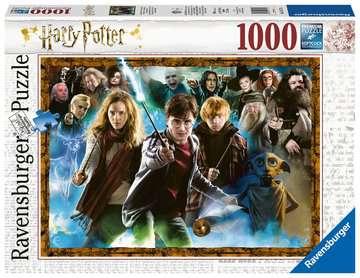 Casse-tête Ravensburger - Harry Potter et les Sorciers 1000 mcx