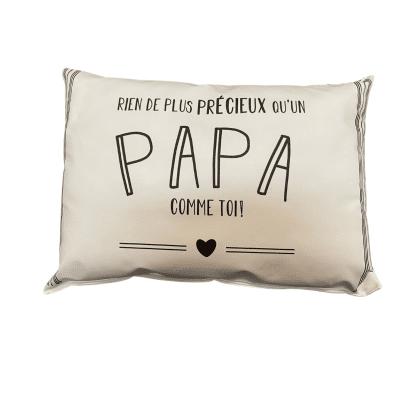 Coussin - Rien de plus précieux qu'un papa comme toi
