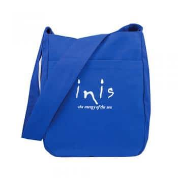 Inis – Sac à Bandoulière Bleu