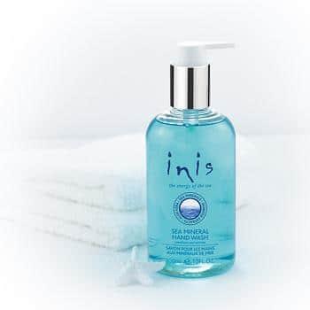 Inis – Savon Liquide pour les Mains aux Minéraux de Mer 300ml