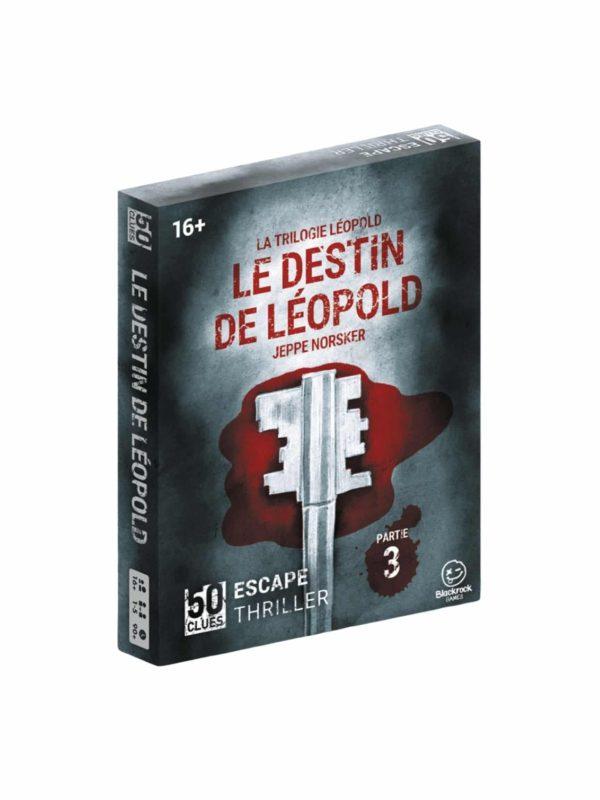 50 Clues : Le destin de Leopold 3/3
