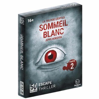 50 Clues : Sommeil Blanc 2/3
