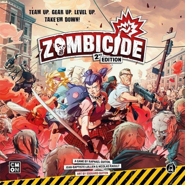 Zombicide - 2e édition
