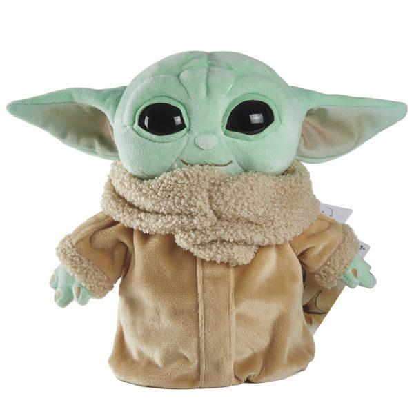 Peluche Star Wars Bébé Yoda 20 cm