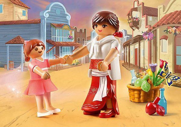 Playmobil Spirit - Lucky enfant avec Milagro # 70699