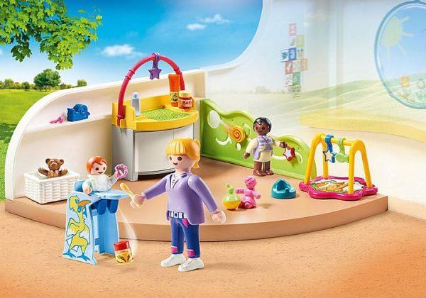 Playmobil City Life - Espace Crèche pour Bébés # 70282