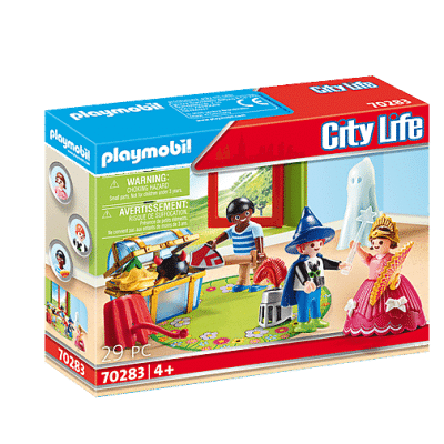 Playmobil City Life - Enfants et Malle de Déguisements # 70283