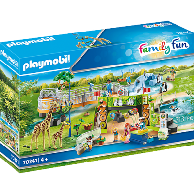 Playmobil Family Fun - Parc Animalier # 70341
