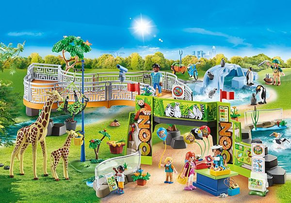 Playmobil Family Fun - Parc Animalier # 70341