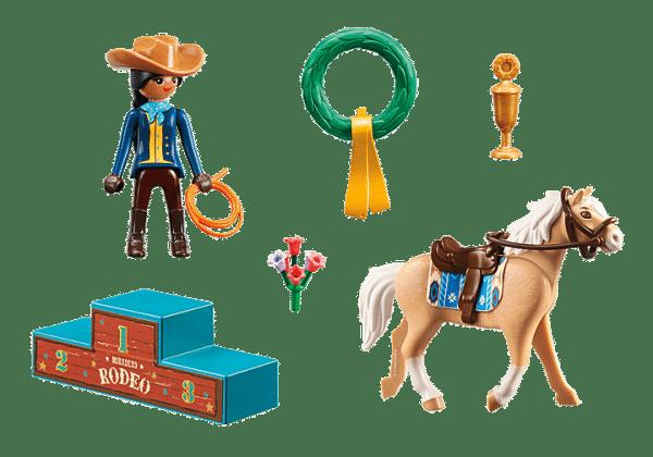Playmobil Spirit - Rodéo Apo # 70697