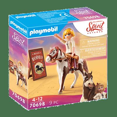 Playmobil Spirit - Rodéo Abigaelle # 70698