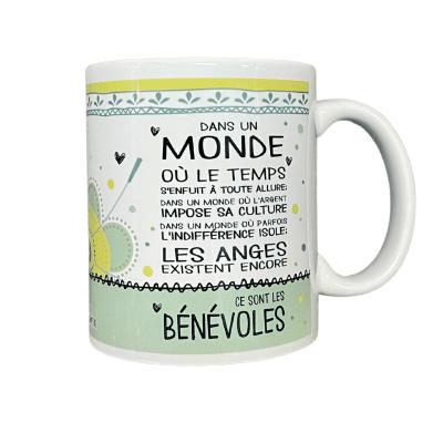 Tasse - Bénévoles