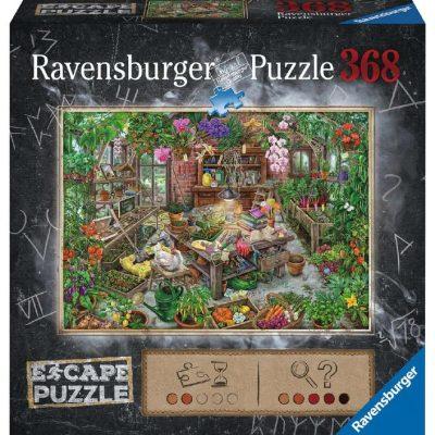 Casse-tête Escape Puzzle - Dans la Serre - 368 mcx