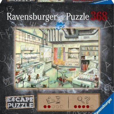 Casse-tête Escape Puzzle - Laboratoire - 368 mcx