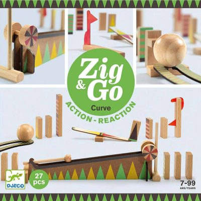 Zig & Co - Action réaction - 27 pcs