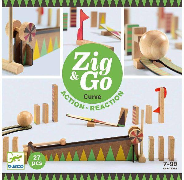 Zig & Co - Action réaction - 27 pcs